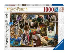 Harry Potter - Harry Potter vs Voldemort (1000)