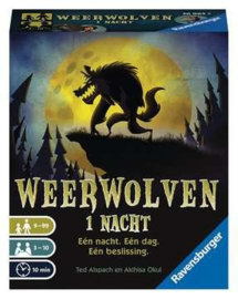 1 Nacht - Weerwolven (Nederlands)