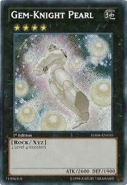 Gem-Knight Pearl - 1st. Edition - HA06-EN050