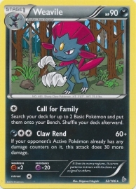 Weavile - FlashF - 52/106