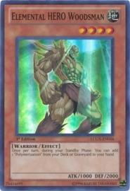 Elemental HERO Woodsman - Unlimited - LCGX-EN034