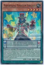 Performapal Pendulum Sorcerer - Limited Edition - CT13-EN007