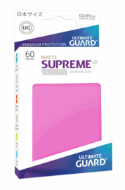 Supreme UX Sleeves Japanese Size Matte Pink