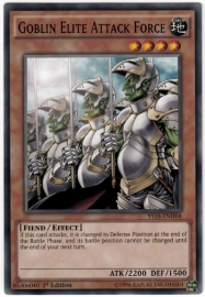 Goblin Elite Attack Force - 1st Edition - YS15-END04