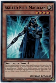 Skilled Blue Magician - Limited Edition - SECE-ENS07