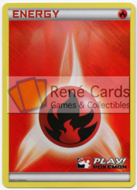 Play Pokemon - Fire Energy (16)