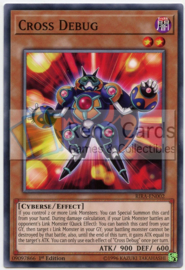 Cross Debug - Unlimited - RIRA-EN002