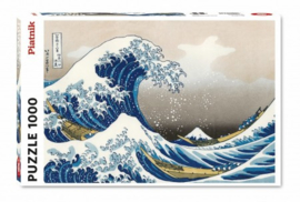 The Great Wave of Kanagawa (1000)