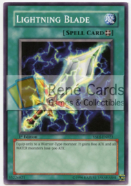 Lightning Blade - 1st Edition - YSDJ-EN023