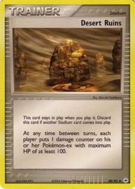 Desert Ruins - HidLeg - 88/101 - Reverse