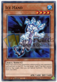 Ice Hand - 1st. Edition - DLCS-EN049