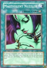 Malevolent Nuzzler - Unlimited - SYE-036