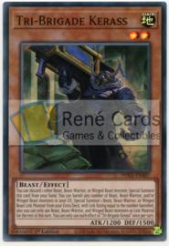 Tri-Brigade Kerass - 1st. Edition - PHRA-EN007
