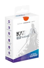 Katana Sleeves - Standard Size - Orange