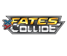 XY - Fates Collide - Sealed Products
