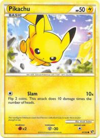 Pikachu - Undaun - 61/90