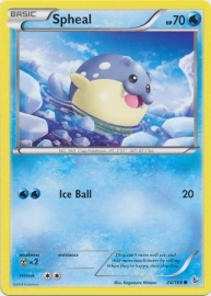 Spheal- FlashF - 24/106