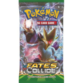 XY - Fates Collide - Boosterpack - Mega Alakazam