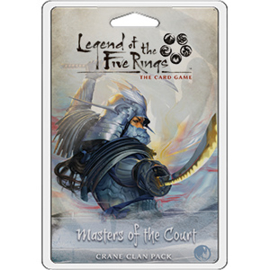 The Legend of the Five Rings - Clan Pack - Masters of the Court