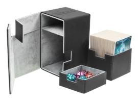 Flip´n´Tray Deck Case 100+ - Standard Size - XenoSkin - Black