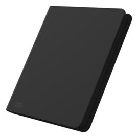 12-Pocket Quadrow  Zipfolio - Xenoskin