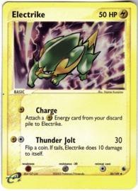 Electrike - RubSap - 30/109