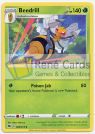 Beedrill - Champion's Path - 004/073