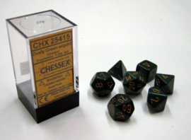 Opaque - Dusty Green/Copper