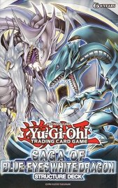 25. Saga of Blue-Eyes White Dragon - 1st. Edition