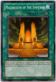 Mausoleum of the Emperor - 1st. Edition - SDLS-EN030