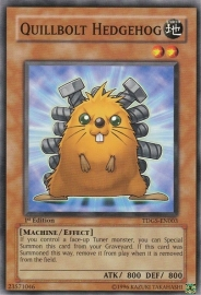 Quillbolt Hedgehog - Unlimited - TDGS-EN003