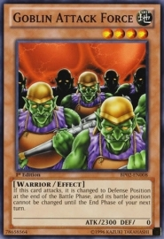 Goblin Attack Force - 1st Edition - BP02-EN008