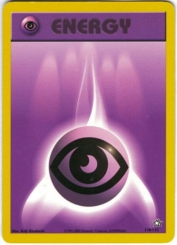 Psychic Energy - Unlimited - NeoGen - 110/111