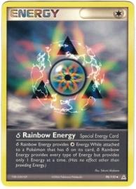 Rainbow Energy- HolPha - 98/110
