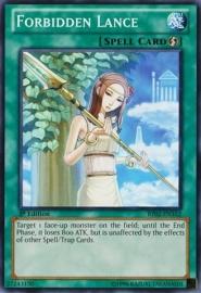 Forbidden Lance - 1st Edition - BP02-EN162 - MF