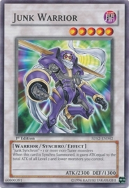 Junk Warrior - 1st Edition - 5DS2-EN042