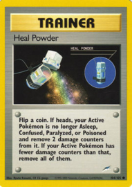 Heal Powder - Unlimited - NeoDes - 104/105