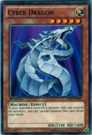 Cyber Dragon - 1st Edition - YS12-EN011