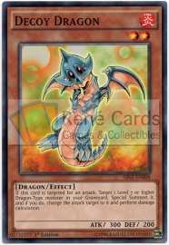 Decoy Dragon - 1st Edition - SR02-EN008