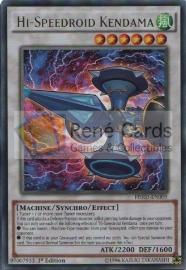Hi-Speedroid Kendama - 1st. Edition - HSRD-EN009
