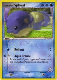 Team Aqua's Spheal - MagAqu - 57/95