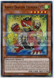 Armed Dragon LV5 - 1st. Edition - BLVO-EN003