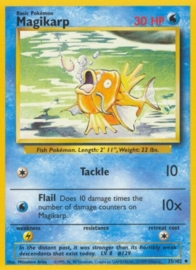 Magikarp - BaSet 35/102 - Unlimited