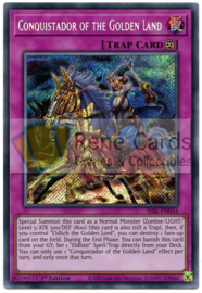 Conquistador of the Golden Land - 1st. Edition - SESL-EN034