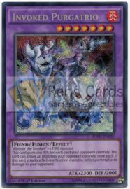 Invoked Purgatrio - 1st. Edition - FUEN-EN030