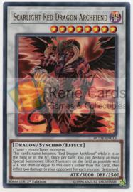 Scarlight Red Dragon Archfiend - 1st. Edition - DUDE-EN013