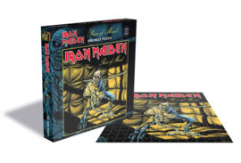 Iron Maiden - Piece of Mind (500)