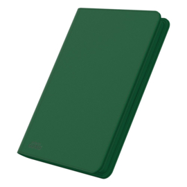 9-Pocket ZipFolio XenoSkin - Green