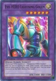 Evil HERO Lightning Golem - Unlimited - LCGX-EN068