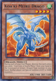 Koa'ki Meiru Drago - 1st Edition - BP03-EN057 - SF